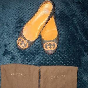 Authentic Gucci Flats!